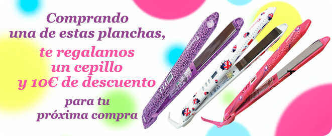 Planchas Touch