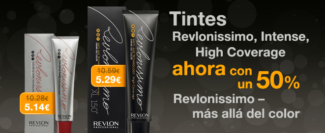 Tintes Revlonissimo, Intense High Coverage
