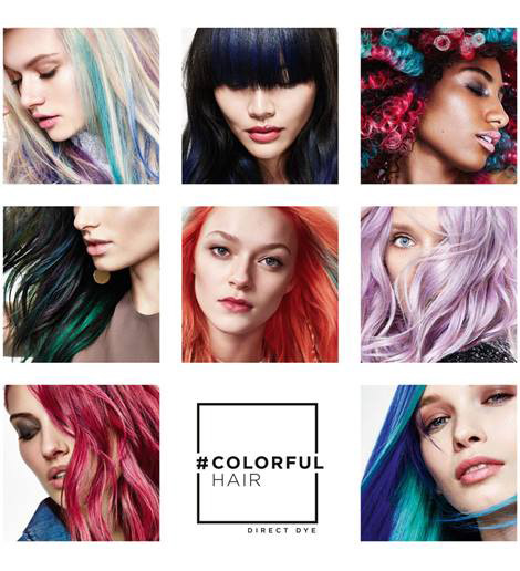 colorfull loreal