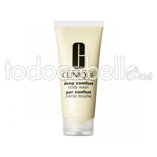 Clinique Deep Comfort Body Wash 200ml