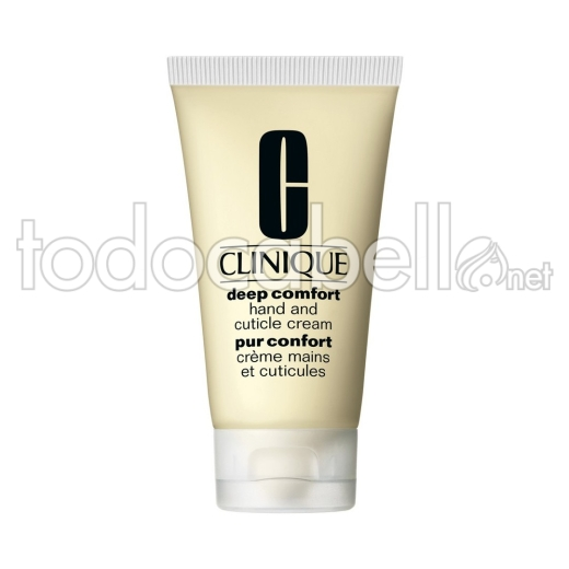 Clinique Deep Comfort Hand &cuticle C75m