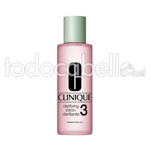 Clinique Clarif.lotion 3 400 Ml