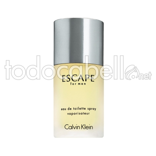 Escape Men Eau De Toilette 50 Ml Vaporizador