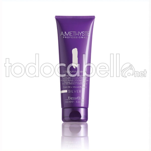 Farmavita Amethyste Colouring Mask Plata 250 Ml