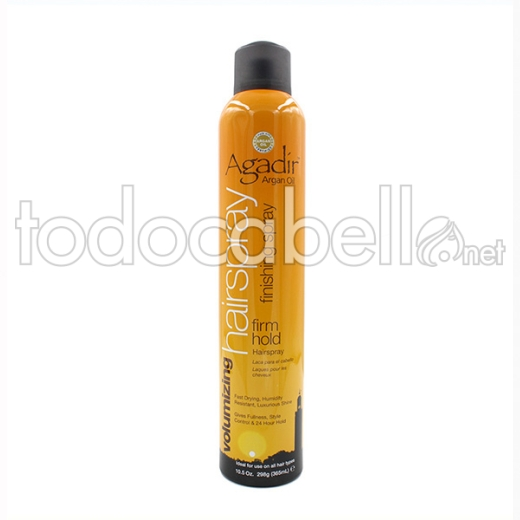 Agadir Argan Oil Aerosol Hair Spray 10.5oz/365 Ml