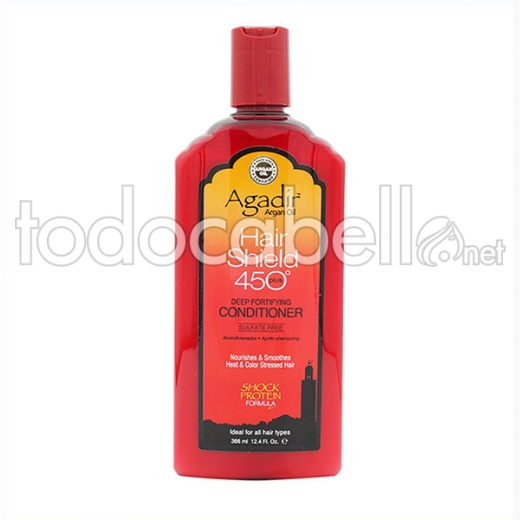 Agadir Argan Oil Acondicionador Hair Shield 450º. 366 Ml