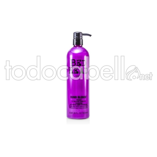 Tigi Dumb Blonde Shampoo 750ml