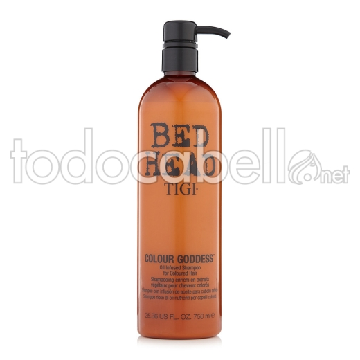 Tigi Colour Goddess Shampoo 400ml