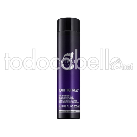 Tigi Your Highness Shampoo 300ml