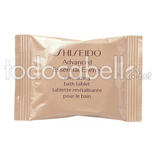Shiseido Revitalizing Bath Tablets 250gr
