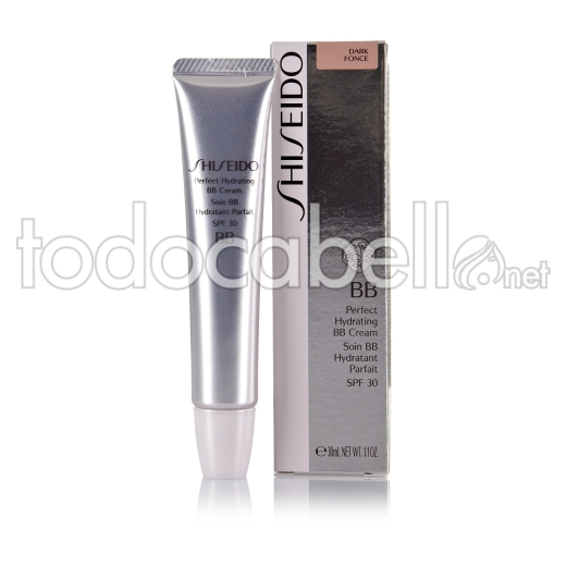 Shiseido Bb Cream Dark