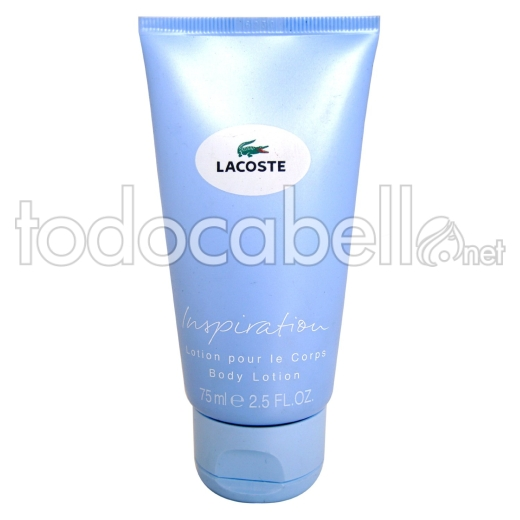 Lacoste Inspiration Body Lotion 75 Ml