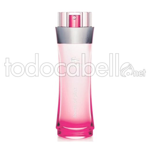 Lacoste Touch Of Pink 50 Ml Vaporizador