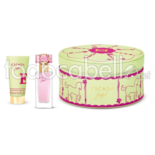 Escada Joyful Edp Vapo 50ml+bl50+ks