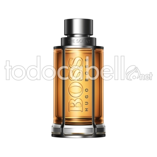 Boss The Scent Eau De Toilette Vaporizador 100 Ml