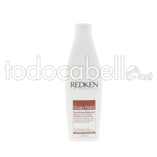 Redken Scalp Soothing Balance Sh 300ml