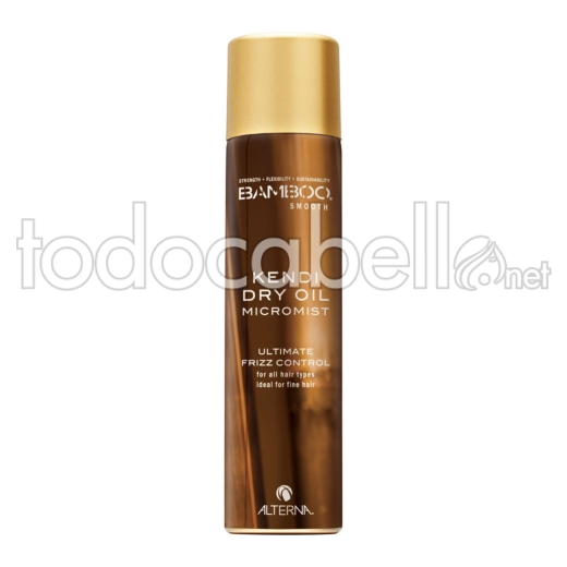 Alterna Bamboo Smooth Kendi Oil Micromis