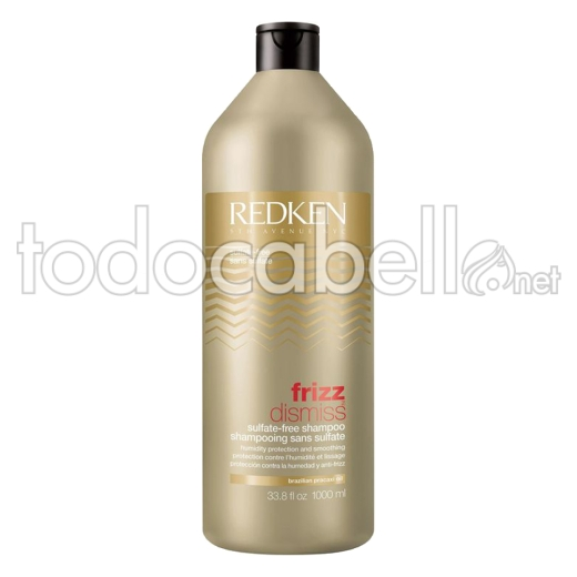 Redken Frizz Dismiss Champu Tecn.1000ml