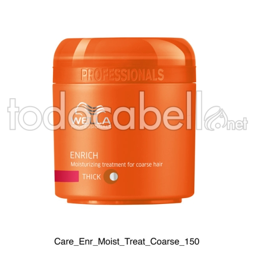 Wella OUTLET CARE ENRICH Mascarilla Cabello Grueso 150ml