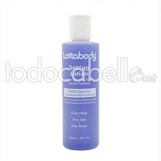 Lottabody Setting Loción 236 Ml