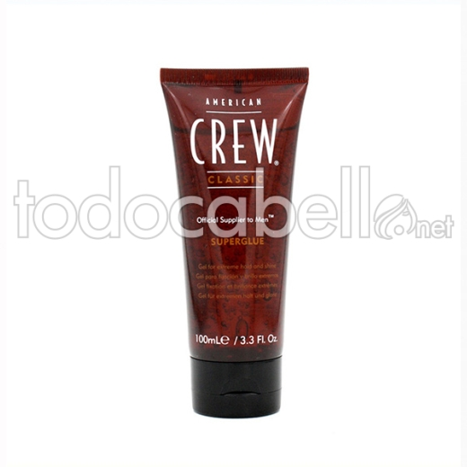 American Crew Gel Superglue 100 Ml