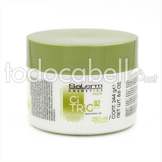 Salerm Citric Mascarilla 250 Ml
