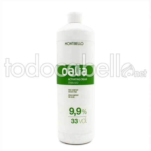 Montibello Oalia Act Cream 33 Vol 9.9% 1000 Ml