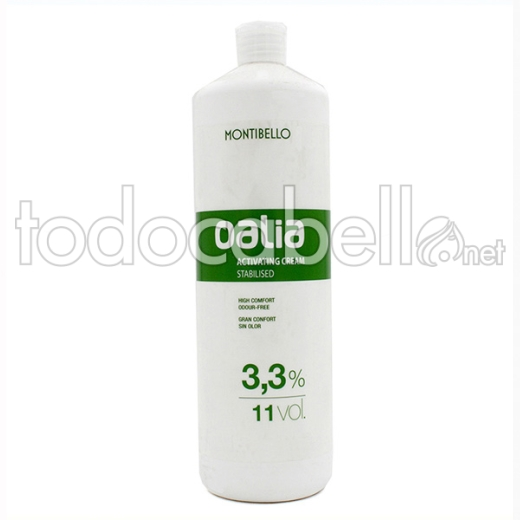 Montibello Oalia Act Cream 11 Vol 3.3% 1000 Ml