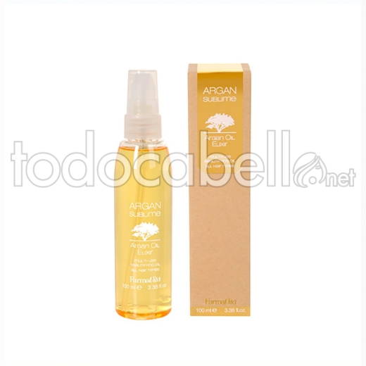 Farmavita Argan Sublime Aceite Elixir 100 Ml