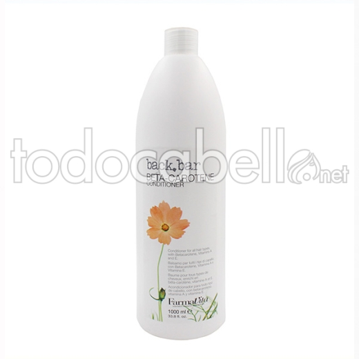 Farmavita Back Bar Carotene Acondicionador 1000 Ml