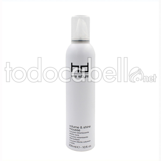 Farmavita Hd Lifestyle Volumen Shine Mousse 300 Ml