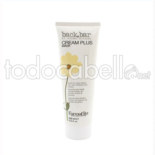 Farmavita Back Bar Crema Mascarilla Plus 250 Ml
