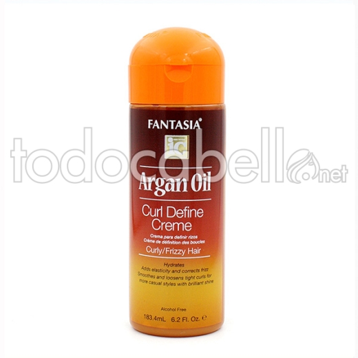 Fantasia Ic Argan Oil Curl Crema 183 Ml