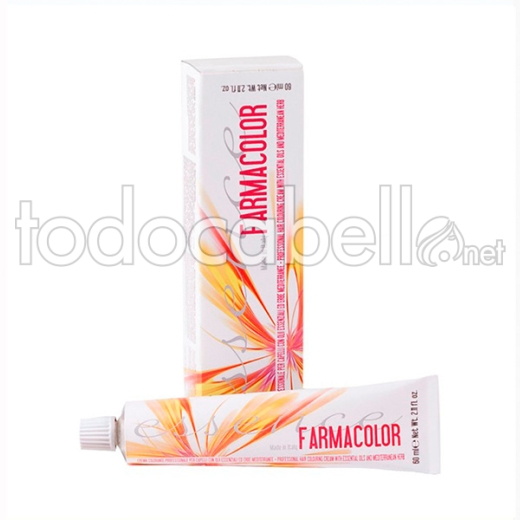 Farmavita Color Essence 8 07 Rubio Claro Mate 60 Ml