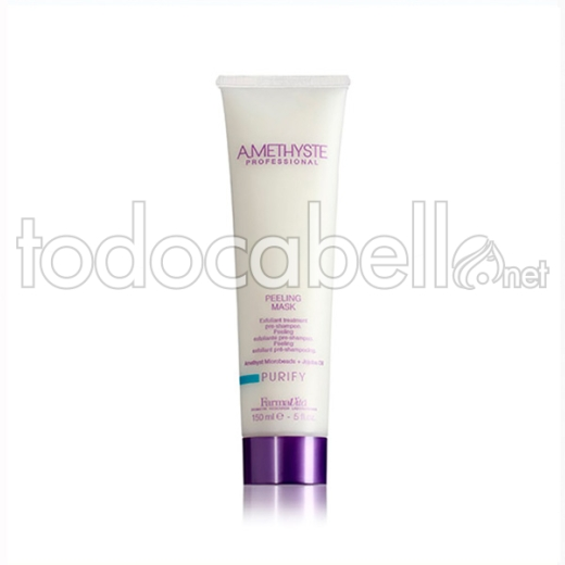Farmavita Amethyste Purify Peeling Mascarilla Exfoliante 150 Ml