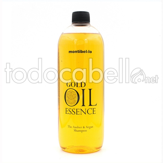 Montibello Gold Oil Essence ChampÚ 1000 Ml