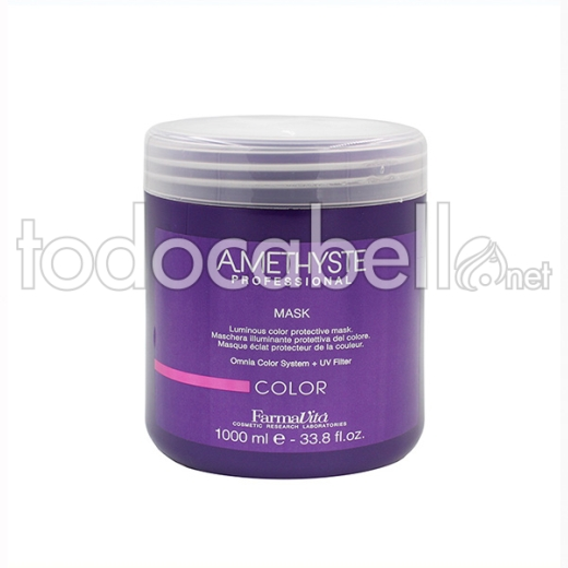 Farmavita Amethyste Color Mascarilla 1000 Ml