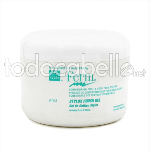 Avlon Ferm Stylox Finish Gel 227 Gr
