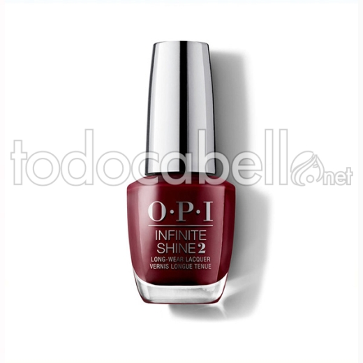 Opi Infinite Shine Got The Blues For Red / Rojo 15 Ml (isl W52)