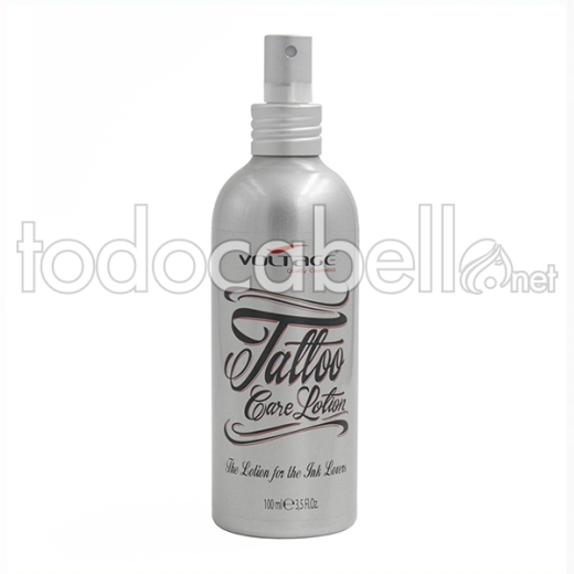 Voltage Tattoo Care LociÓn 100 Ml