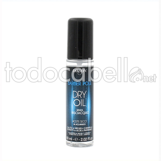Dikson Barber Pole Dry Oil S/a 60 Ml