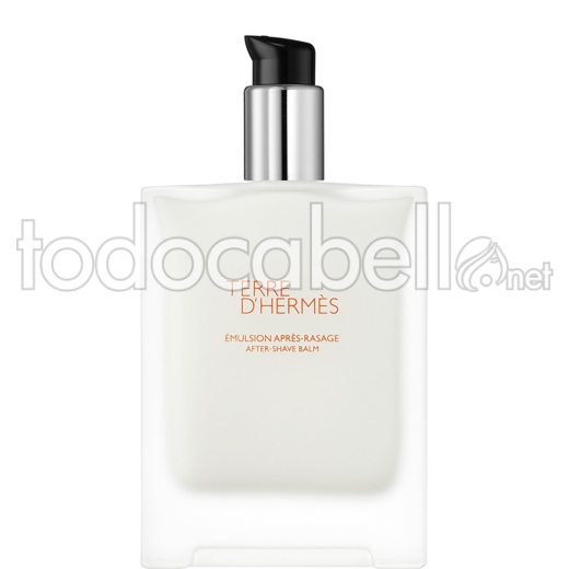 Terre D'hermes After Shave Balm 100ml