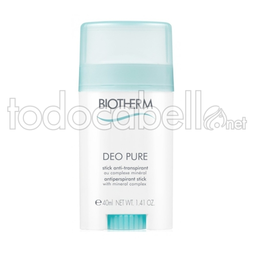 Biotherm Deo Pure Stick 40 Ml