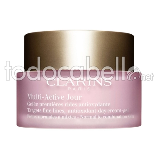 Clarins New M.activa Gel Jour T.p. 50ml