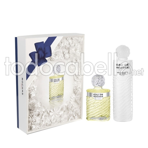Eau De Rochas 220ml Edt+b.lot.500ml