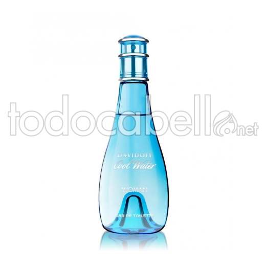 Cool Water Dona Eau De Toilette 30 Ml Vaporizador