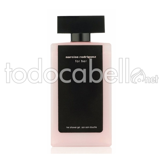 Narciso Rodriguez Shower Gel 200ml