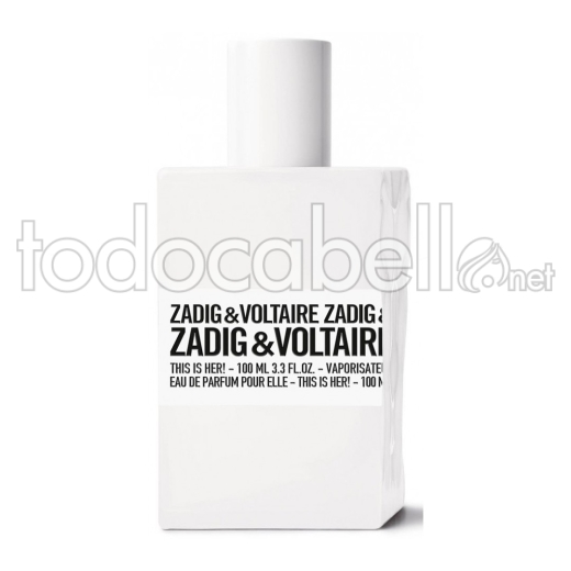 Zadig & Voltaire This Is Her!30ml V.edp