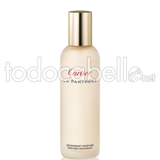 Panthere Cartier Deo Spray Perfum. 100ml