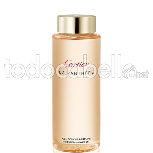 Panthere Cartier Gel Ducha 200 Ml